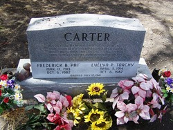 Frederick B. Pat Carter