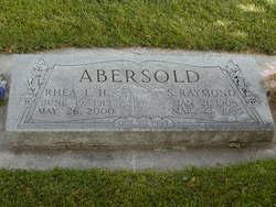 Rhea Lavon <i>Harrison</i> Abersold