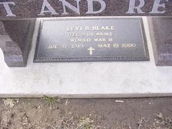 Levi Byron Blake