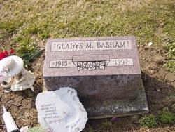 Gladys M <i>Bertram</i> Basham