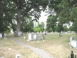 Old Saint Mary's Catholic Church Cemetery
