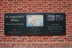 St Augustine Abbey (ruins)