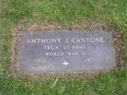 Anthony Joseph Tony Cantone