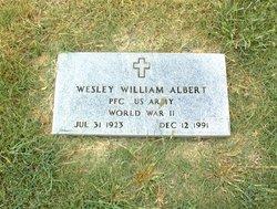 Wesley William Albert