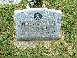 Ruth A. Anderson