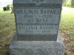 William Headly Barnes