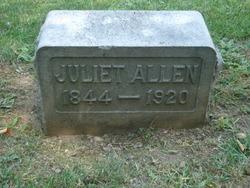 Juliet Allen