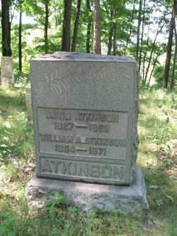 William A. Atkinson