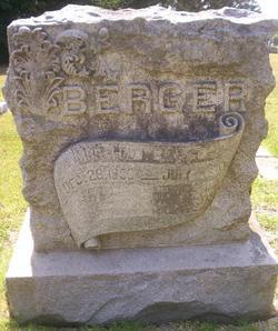 Henrietta Delphenia <i>Boone</i> Berger