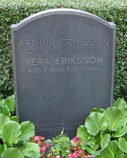 Vera Eriksson