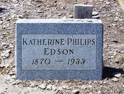 Katherine Philips Edson