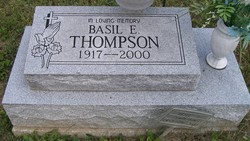Basil Eugene Thompson