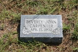 Beverly Joan Carpenter