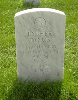 Esther Doris Dick