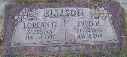 Lorean Rean <i>Grange</i> Ellison