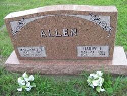 Margaret E Allen