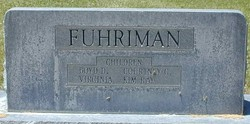 Lillian Valene <i>Curtis</i> Fuhriman