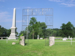 Trading Post Cemetery