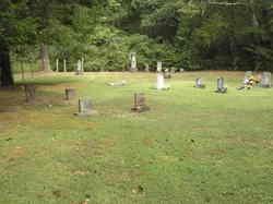 Big Cedar Cemetery