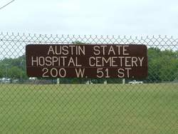 Austin State Hospital Cemetery