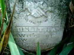 Delitha <i>Stroud</i> Fesperman