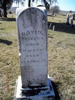 David Beckley