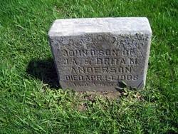 John D Anderson