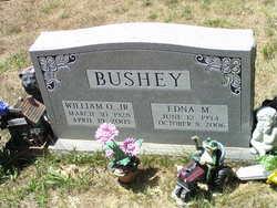 Edna M Bushey