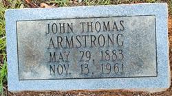 John Thomas Armstrong