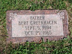 Bert Otto Greenhagen
