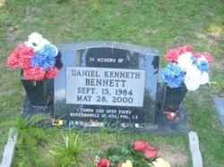 Daniel Kenneth Bennett
