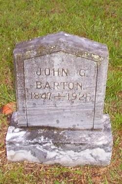 John Grogan Barton