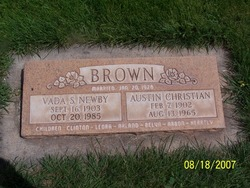 Austin Christian Brown