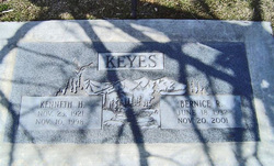 Kenneth Harry Keyes