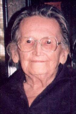 Effie Irene Pauline <i>Glass</i> Bowles