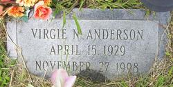Virgie N Anderson