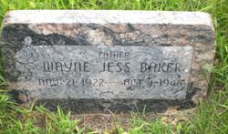 Wayne Jess Baker