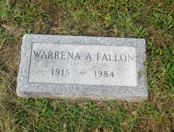 Warrena A. Fallon