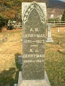 Anderton B Berryman