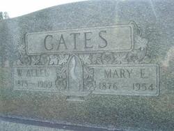 Mary Belle <i>Swearengin</i> Gates