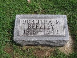 Dorotha Mae <i>Crusen</i> Beezley