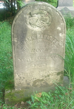 Susann Eleanor <i>Hepler</i> Barnhart