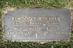 Elwood Forrest Bud Koehler