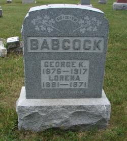 George K, Babcock