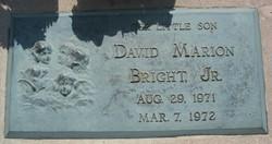 David Marion Bright, Jr