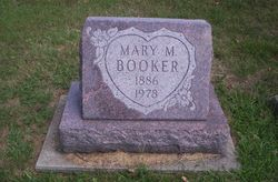 Mary Matilda <i>Shawver</i> Booker