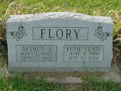 Elsie Pearl <i>Edgecomb</i> Flory