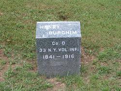 Henry Burchim