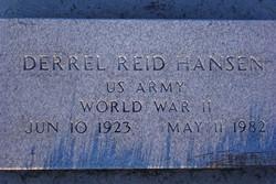 Derrel Reid Hansen