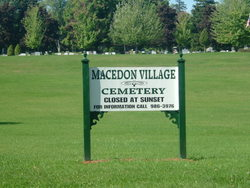 Macedon Village Cemetery